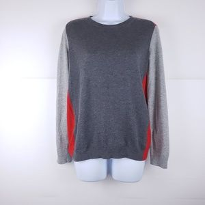 Gap Multi Colored Long Sleeve Sweater Size Medium